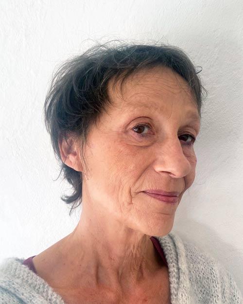Portrait de Sophie Chemin Céramiste