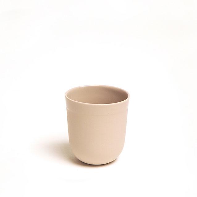 Timbale en porcelaine Armel par Valérie Delobal