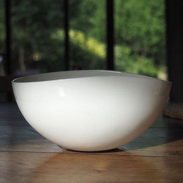 saladier en porcelaine inuit