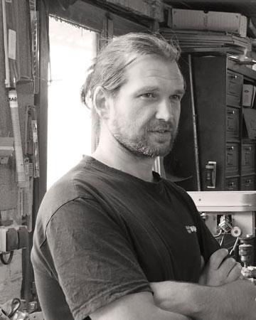 artisan ébéniste Christian Coustenoble